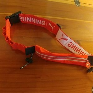 PUMA running expandable belt
